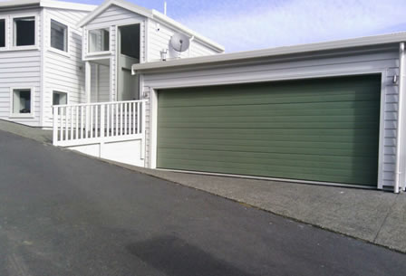 Garage Doors Wellington NZ